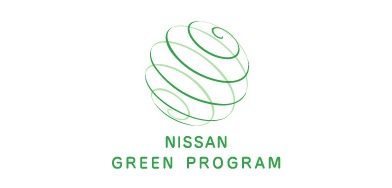 Nissan Green Program Logo