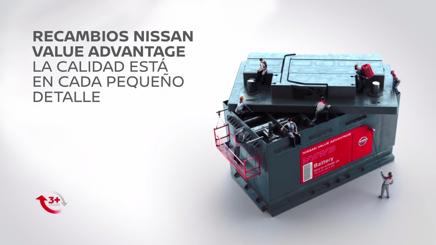 RECAMBIOS NISSAN VALUE ADVANTAGE