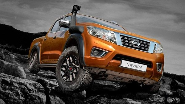 Navara Off Roader