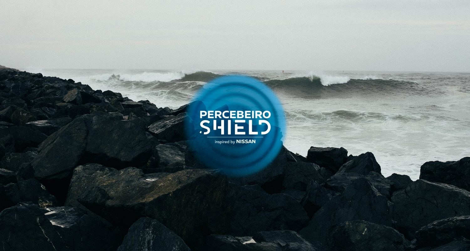 PERCEBEIROS SHIELD INSPIRED BY NISSAN