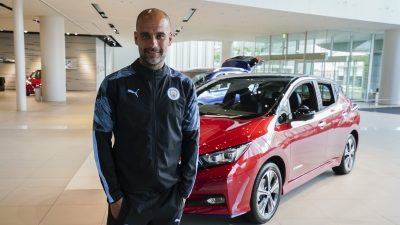 Pep Guardiola UEFA Champions League ambassador
