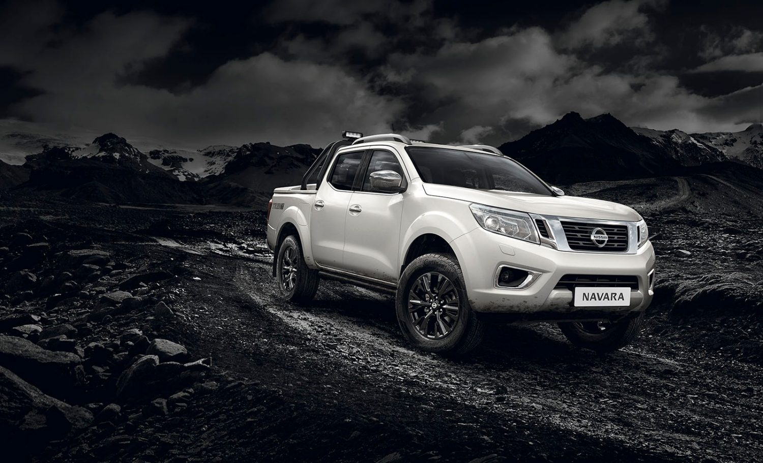 Nissan Navara pick-up 4x4