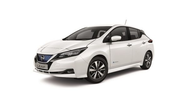 Nissan LEAF Acenta Black Metallic