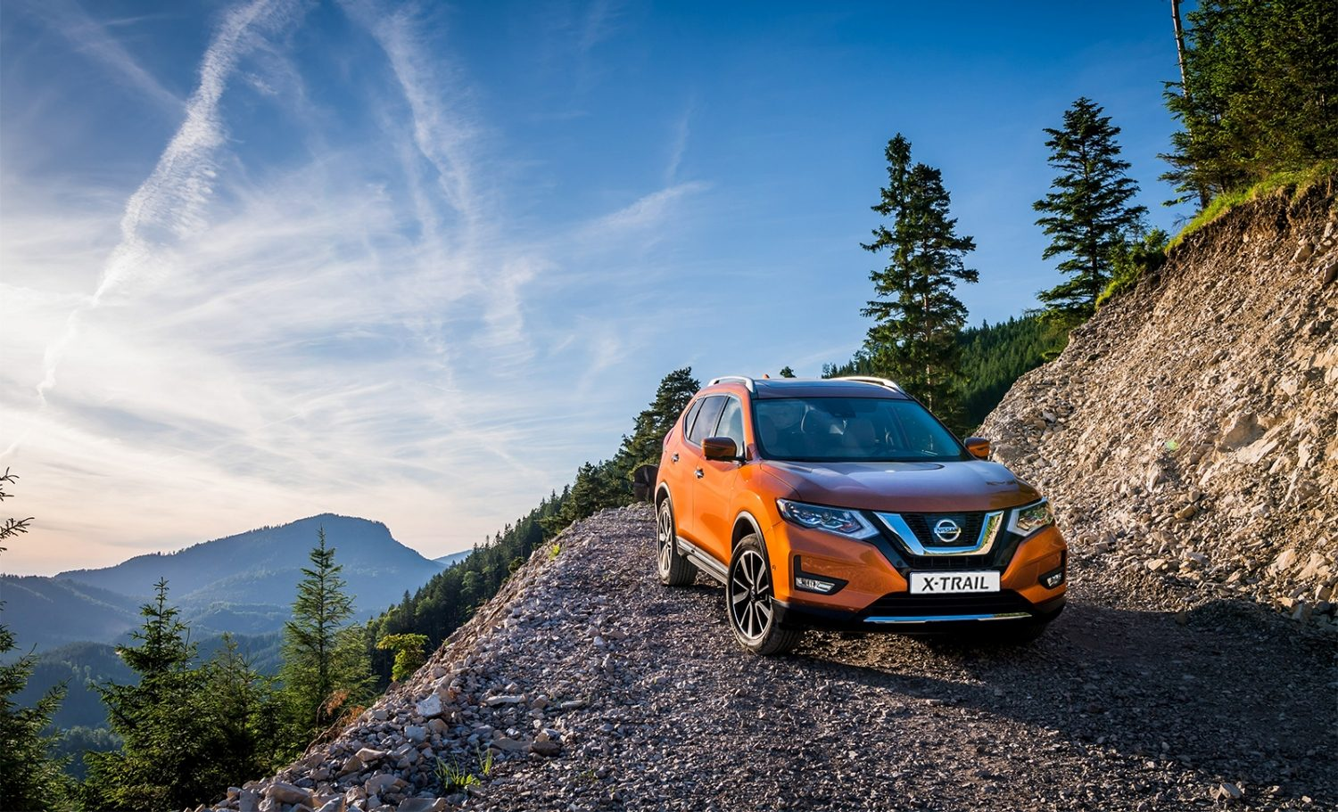 Nissan X-Trail crossover