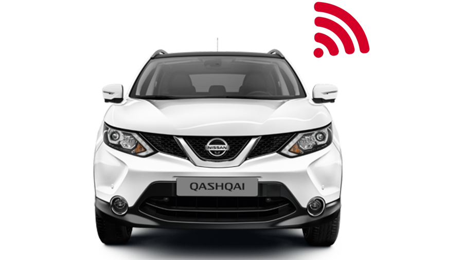 Nissan Qashqai Competitor Comparison - Safety & Technology