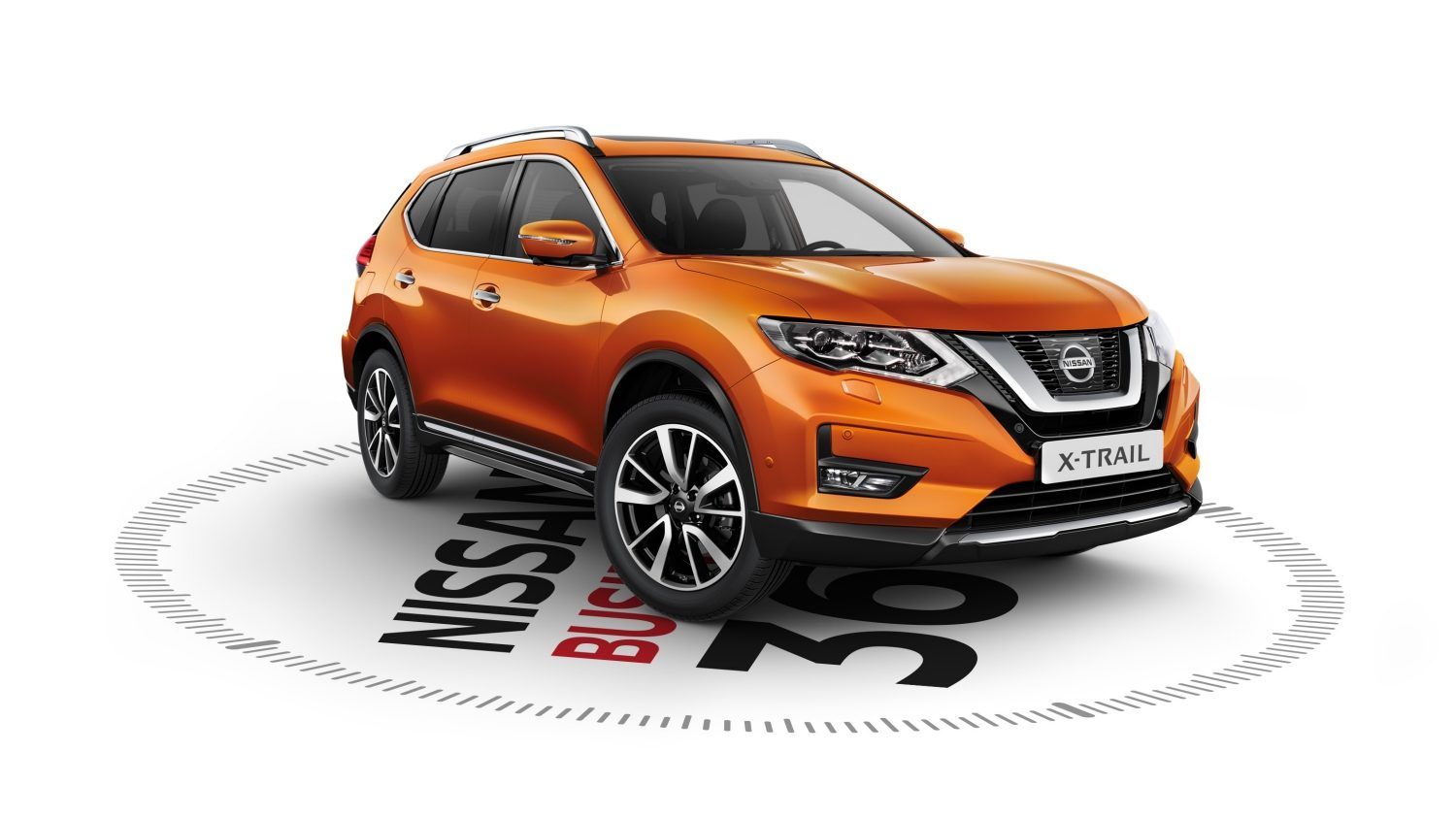 Nissan x-trail business 360