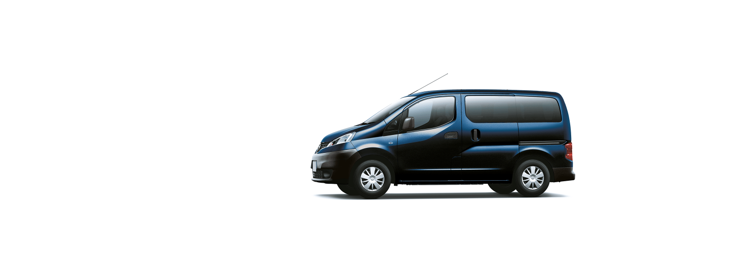 Nissan NV200 Combi - Dark Blue