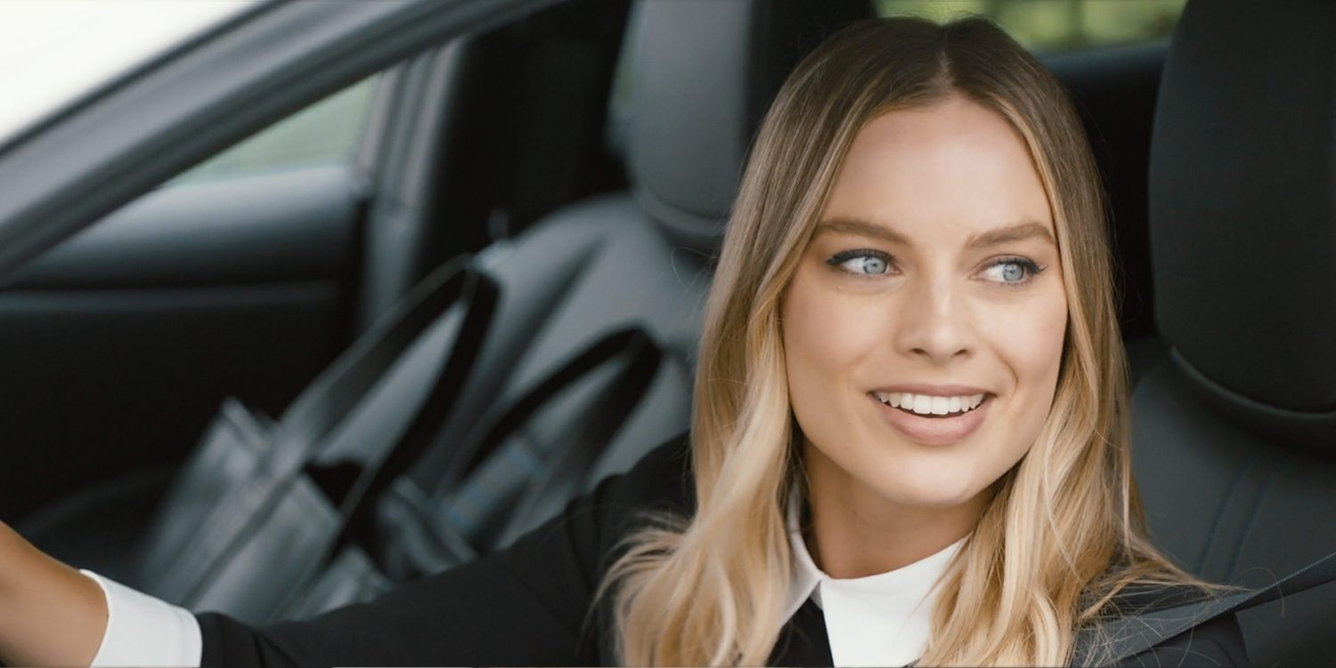 MARGOT ROBBIE REJOINT LE COURANT !