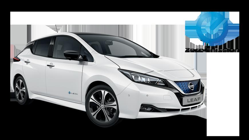 Voitures électriques Et Utilitaires Leaf E Nv200 Van Et Evalia