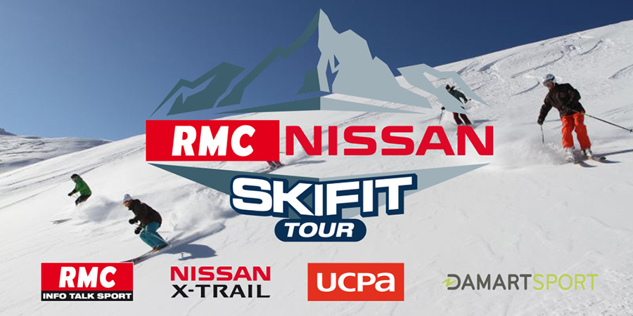 Nissan X-Trail Winter Tour
