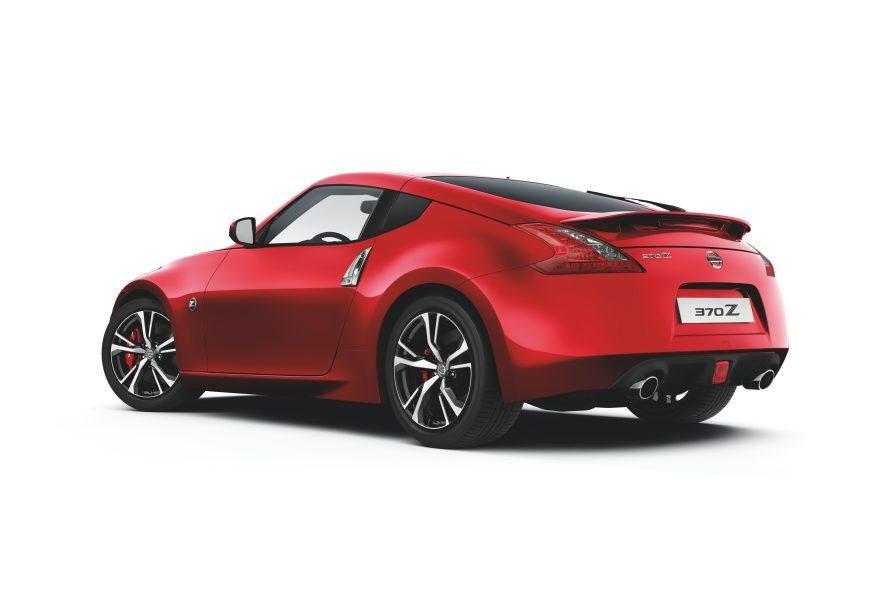 Nissan 370Z - Voiture coupé sport   Nissan 61c10501e1f