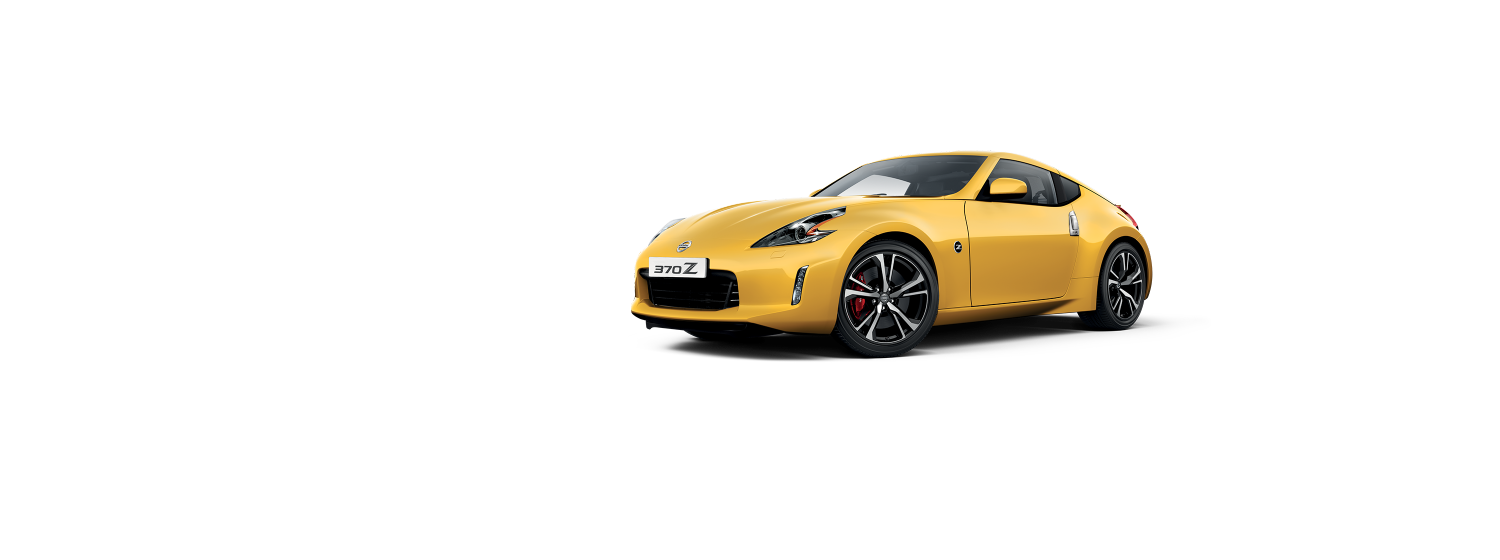 sports shoes 9fbd1 555b7 Nissan 370Z Jaune Indiana
