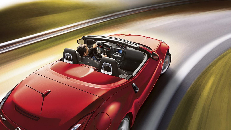 4c810d18140b29 Nissan 370Z Roadster - Cabriolet - Roadster   Nissan