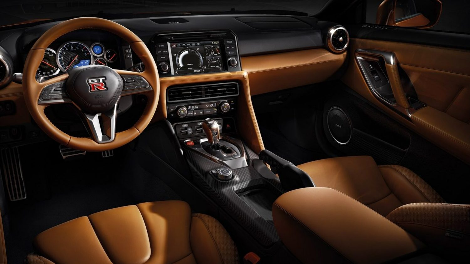 leaf interieur