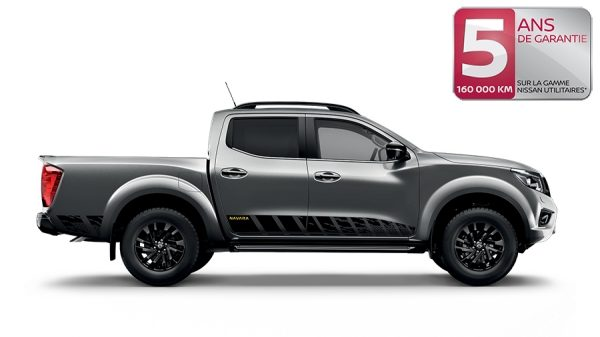 sneakers for cheap bdc13 3fb20 Vue de 34 du Nissan NAVARA N-GUARD Double Cab
