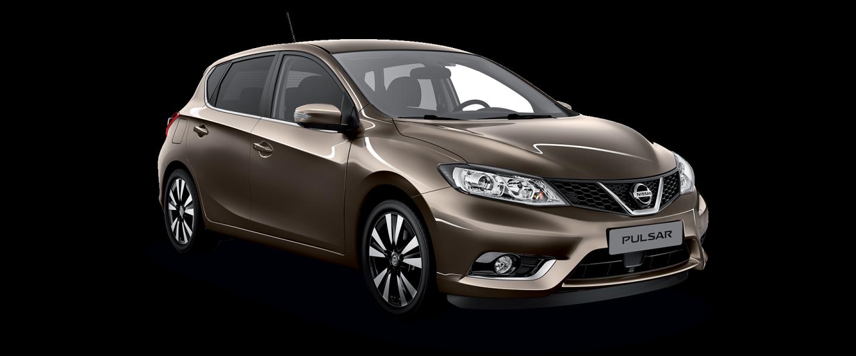 Nissan PULSAR - Berline compacte - Voiture familiale   Nissan e44393c1ee94