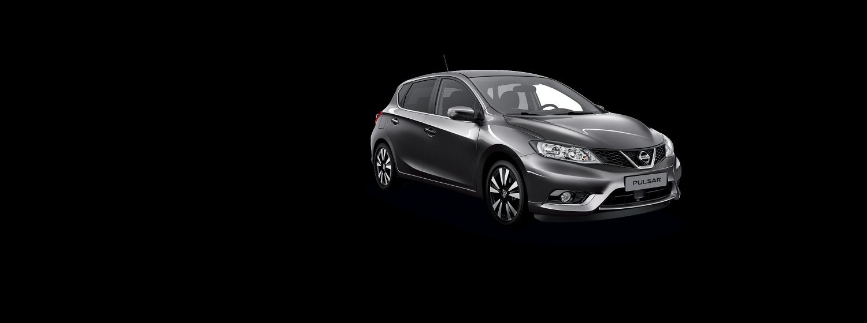 0d1553656bb Nissan PULSAR - Berline compacte - Voiture familiale