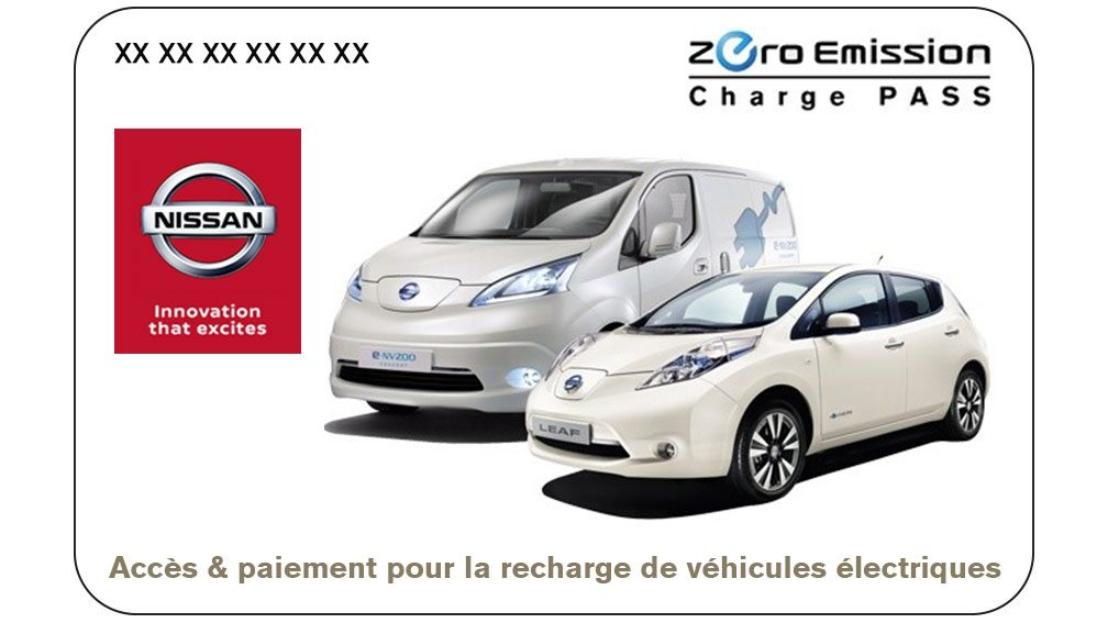 zero emission charge pass nissan. Black Bedroom Furniture Sets. Home Design Ideas