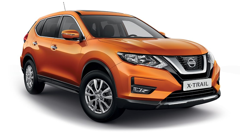 new concept 8bdf5 20e52 Nissan X-TRAIL - SUV 7 places   Nissan