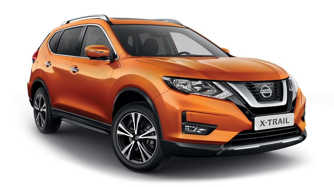 new concept 060fd 780a8 Nissan X-TRAIL - SUV 7 places   Nissan