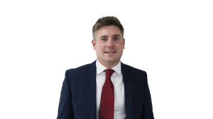 Andrew Main - corporate account manager at Nissan