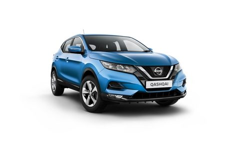 New Qashqai 1.2 DIG-T N-Connecta with Glass Roof