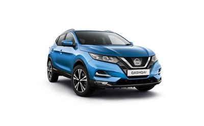 New Qashqai 1.5 dCi N-Connecta with Glass Roof