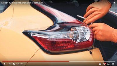 replace lightbulb