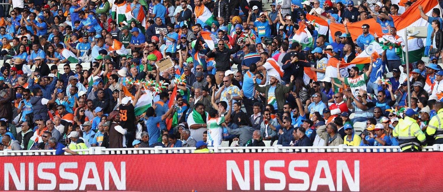 Nissan: Proud Partners of the International Cricket Council