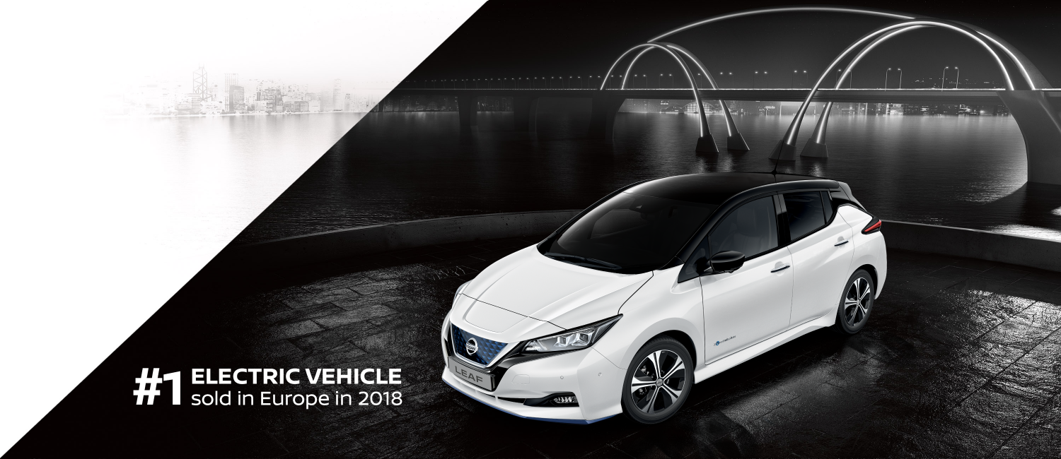 Nissan LEAF 3.ZERO e+ Limited Edition