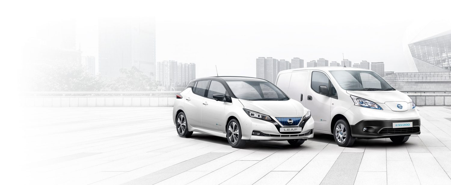 Nissan Official Uk Website Discover Our Full Vehicle Range