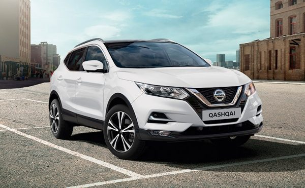Nissan Qashqai Pcp Deals Personal Finance Offers Nissan