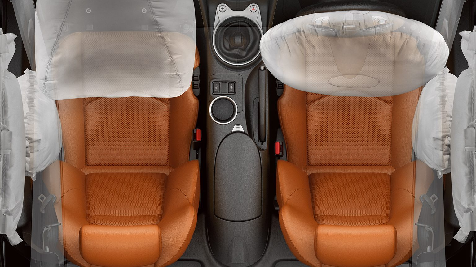 Nissan 370Z | Coupe | Advanced Air Bag System