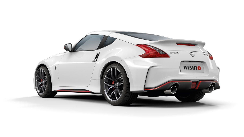 Nismo 370z Coupe Sports Car Nissan Uk Engine Diagram Aerodynamic Design