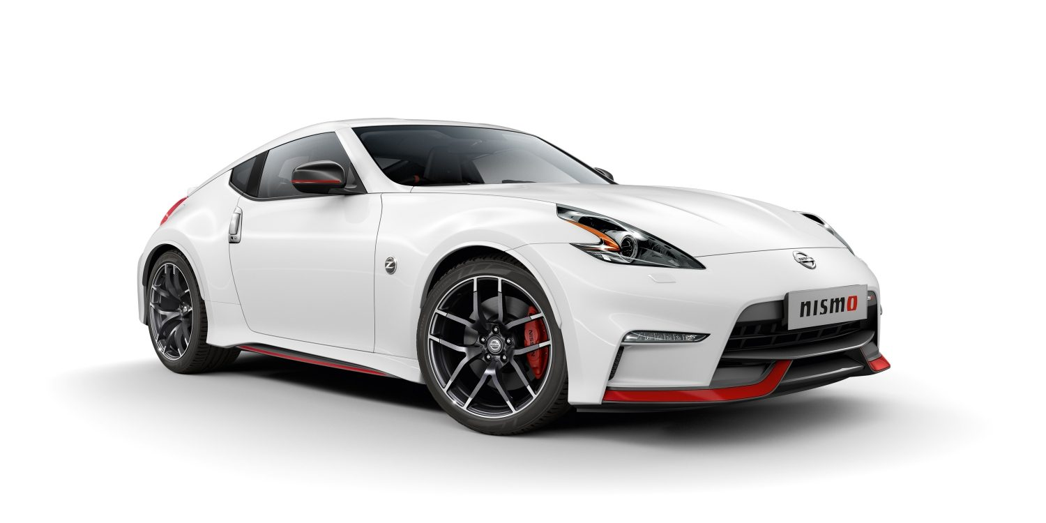 NISMO | Nissan 370Z | 7/8 front views