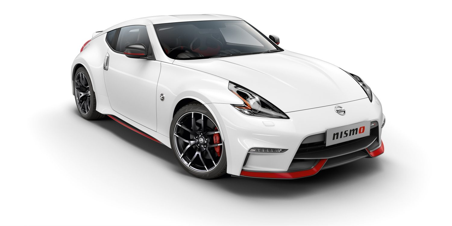 Nismo 370z Coupe Sports Car Nissan Uk