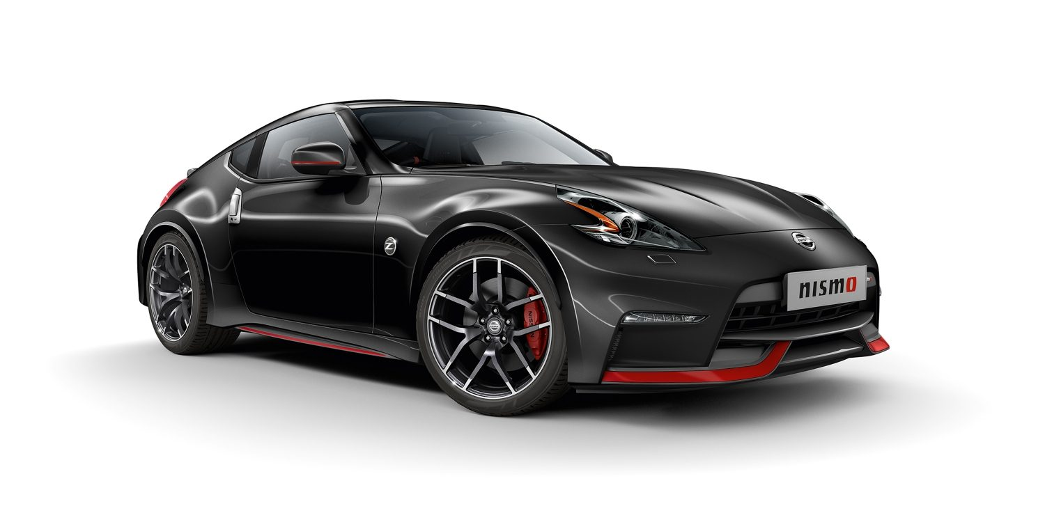 NISMO | Nissan 370Z | 3/4 front view