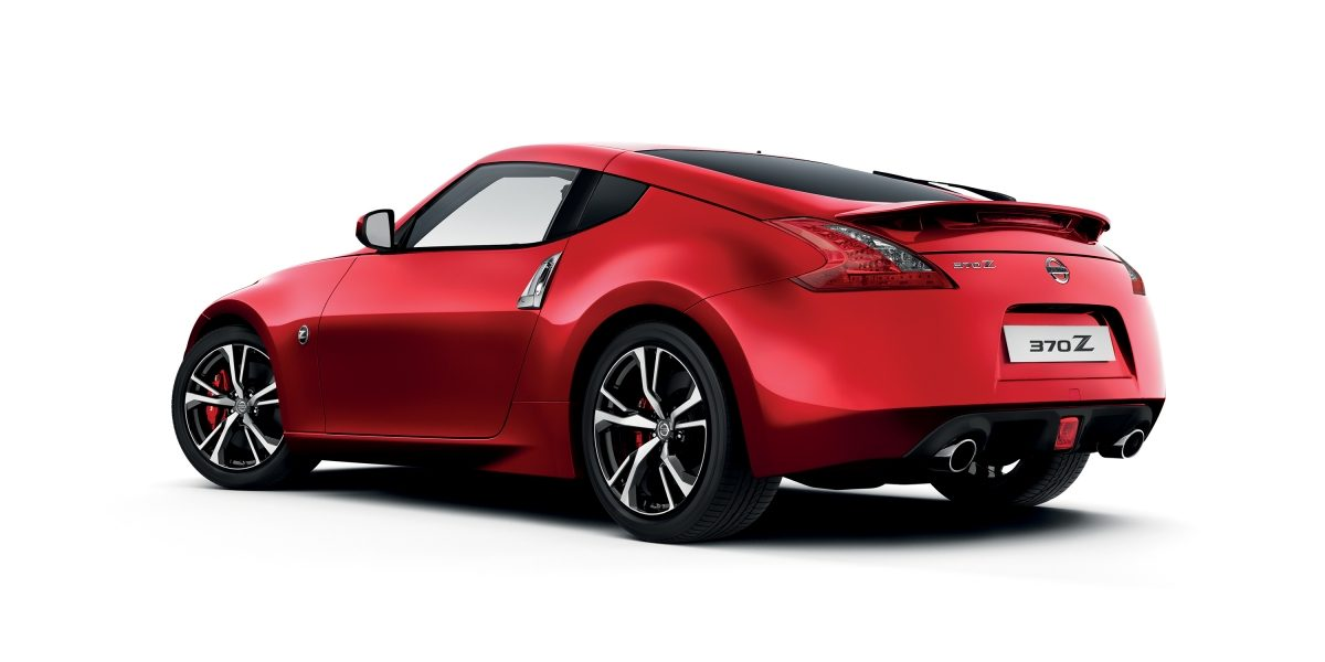 Nissan Sports Car >> Nissan 370z Coupe Sports Car Nissan