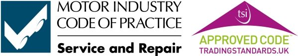 motor industry code of practice service and repair
