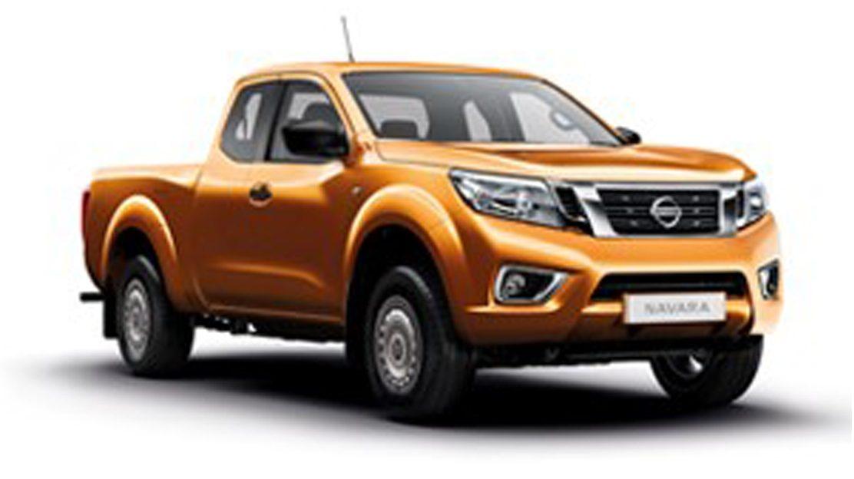 2018 Nissan Navara   4x4 Pick-Up Truck   Nissan