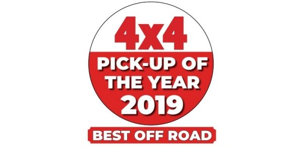 Van Fleetworld: Pick up of the year Award - Nissan Navara