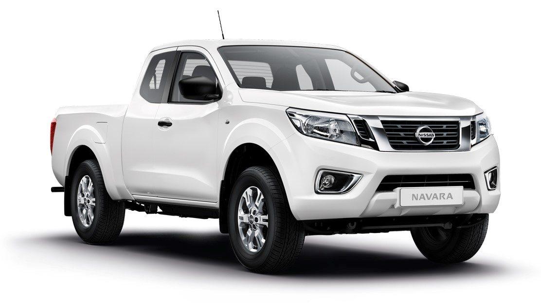 2019 Nissan Navara 4x4 Pick Up Truck Nissan