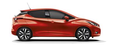 Passenger Hatchback Cars Nissan