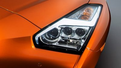 Automatic LED headlights