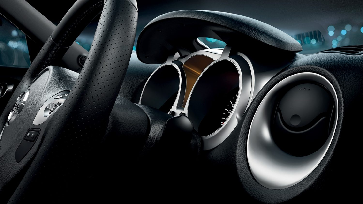 Compact & mini SUV design - Hooded gauges | Nissan Juke