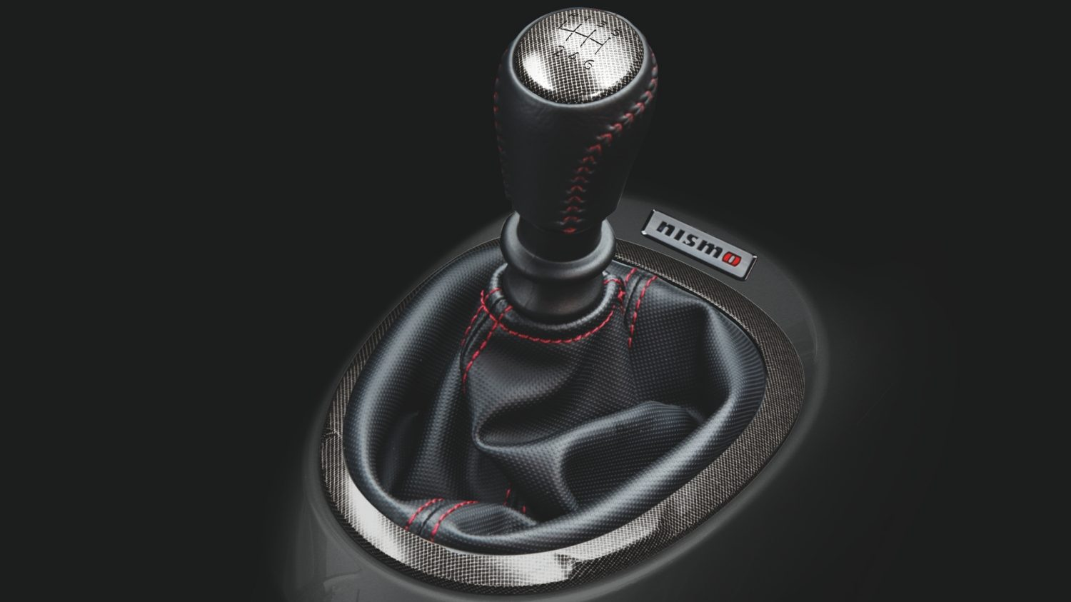 Nissan Juke NISMO RS - Manual transmission