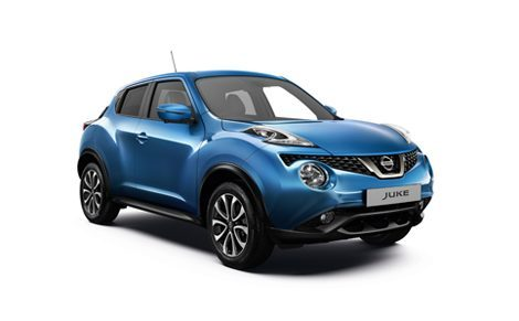 Nissan Juke 1.6 112 Bose Personal Edition Blk Ext