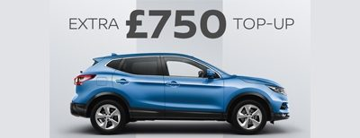 New Qashqai Offers