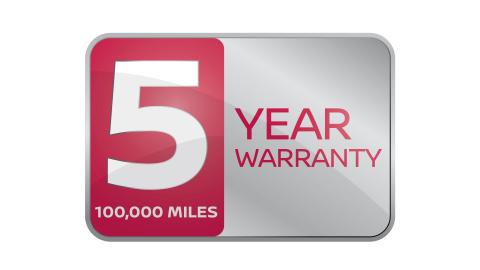 Nissan NV400 - 5 years warranty