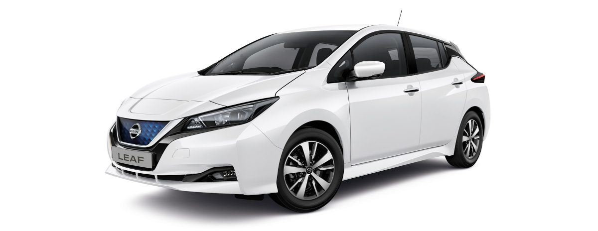 Nissan 110kW Acenta 40kWh 5dr Auto